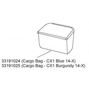 Přepravní koš Burgundy CX2 33191025