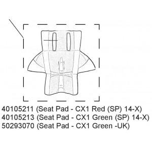 Podložka Green CX1 40105213