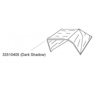 Stínítko Dark Shadow Thule 33510405