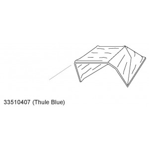 Stínítko Thule Blue Thule 33510407
