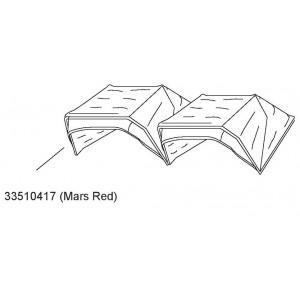 Stínítko Mars Red Thule 33510417