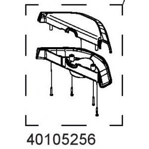 Kryt předního kola Thule 40105256