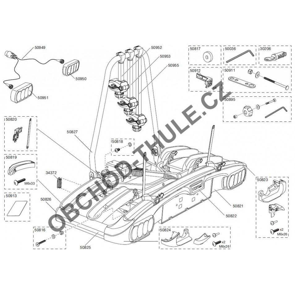 ND Thule G5 908 / 909