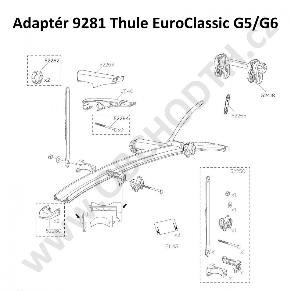 ND Thule 9281