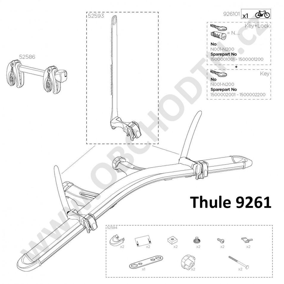 ND Thule 9261