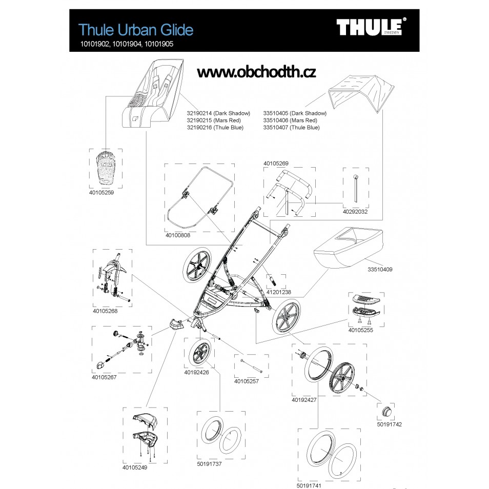 ND Thule Urban Glide 1