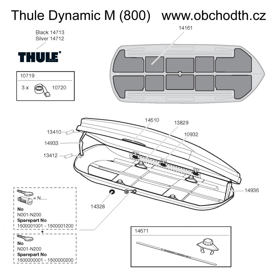 ND Thule Dynamic M (800)