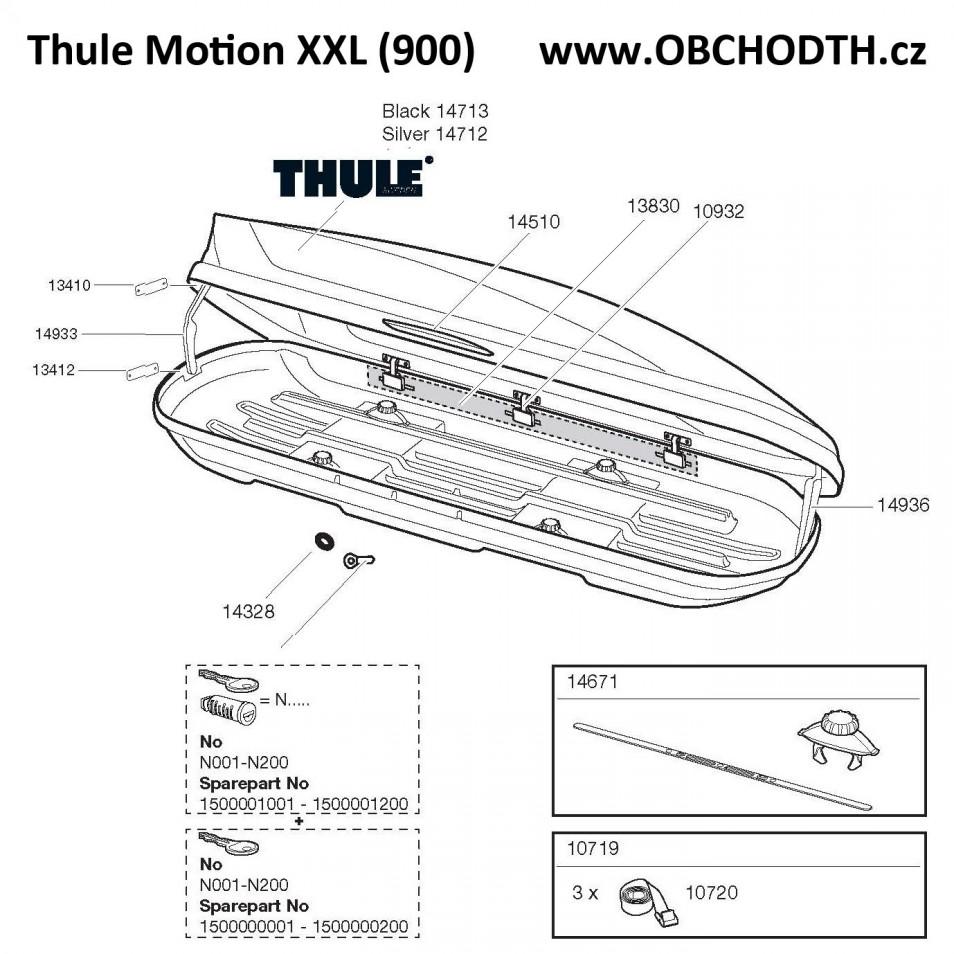 ND Thule Motion XXL (900)