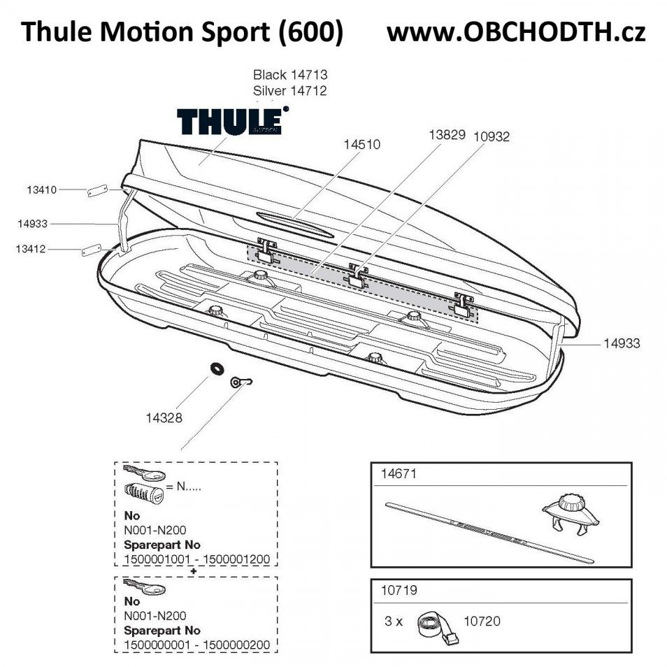 ND Thule Motion Sport (600)