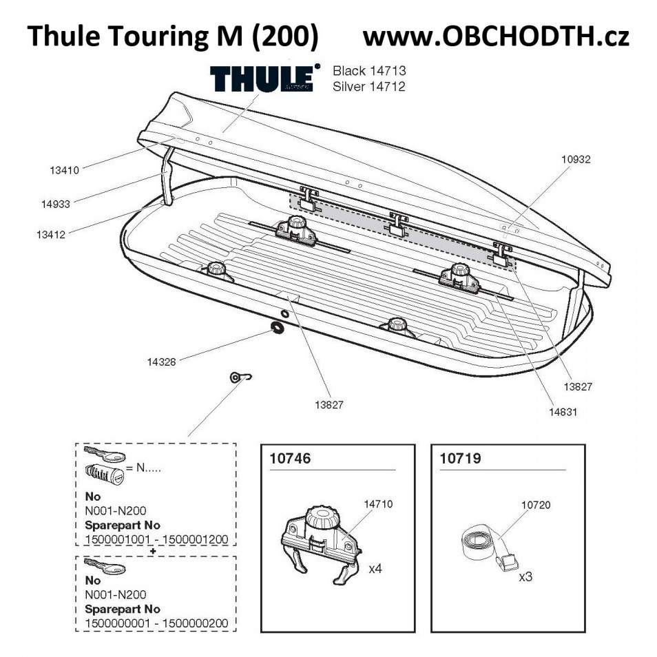 ND Thule Touring M (200)