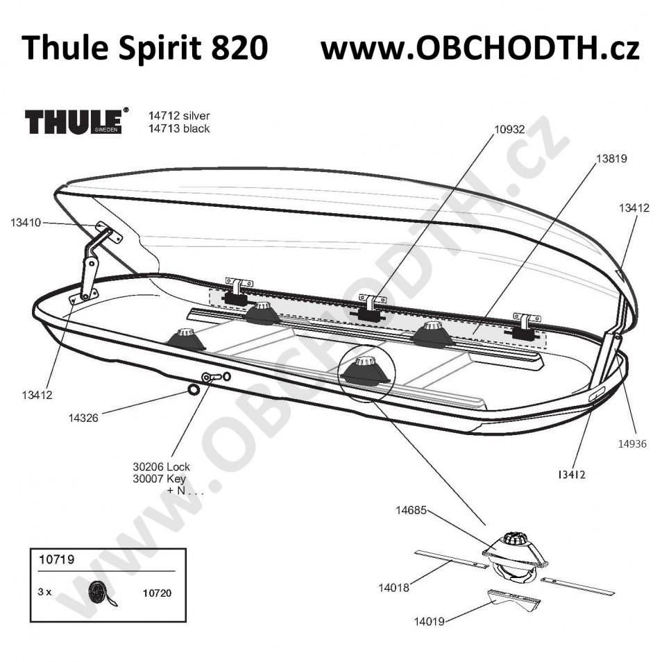 ND Thule Spirit 820