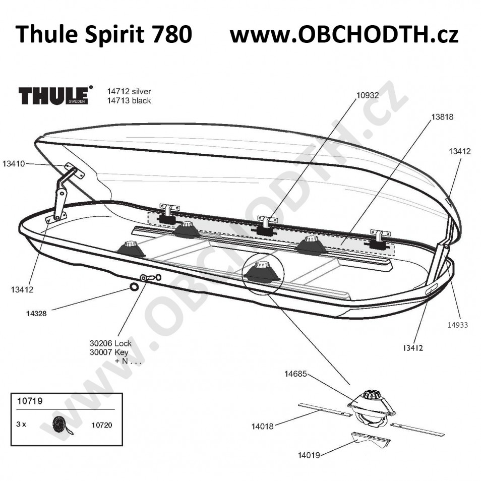 ND Thule Spirit 780