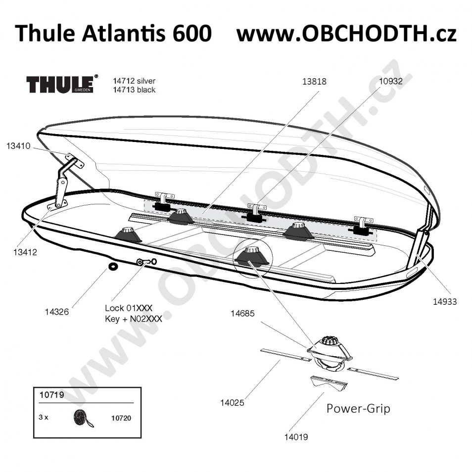 ND Thule Atlantis 600