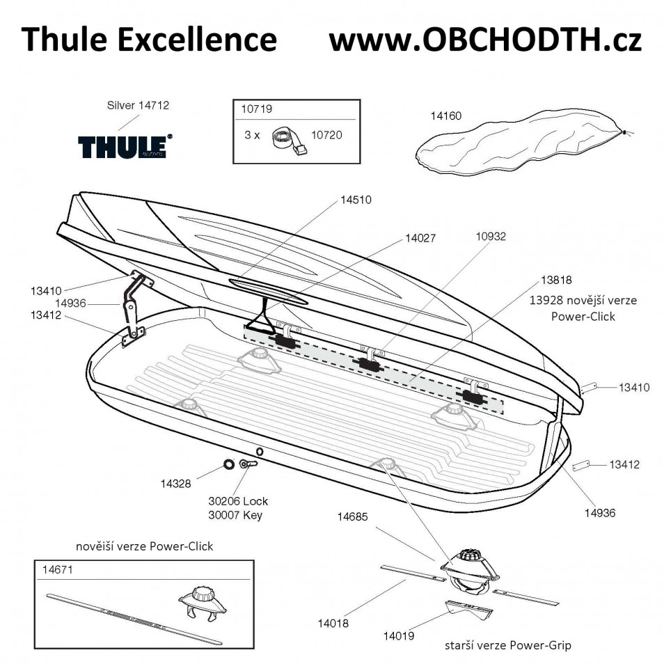ND Thule Excellence