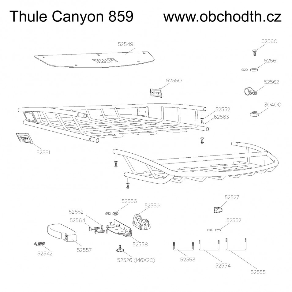 ND Thule Canyon 859