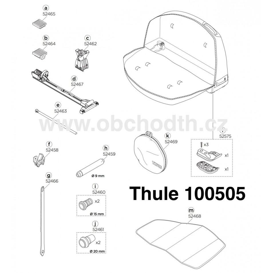 ND Thule RoundTrip Pro XT 100505