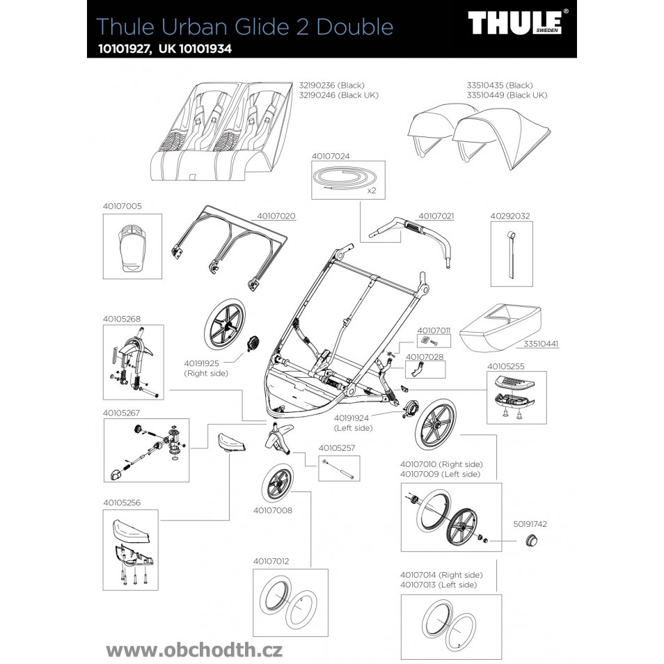 ND Thule Urban Glide 2 Double
